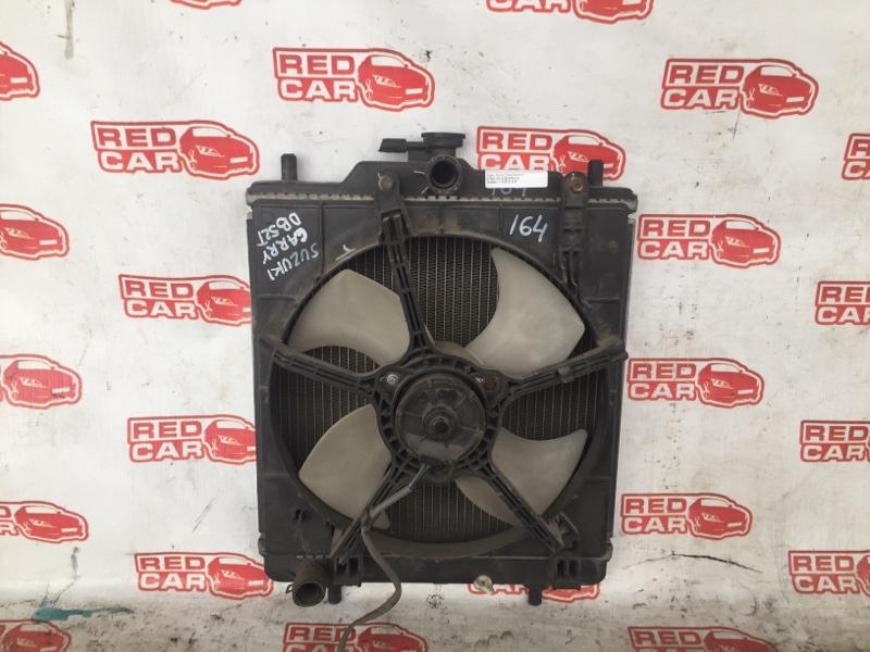 Радиатор основной Suzuki Carry DB52T F6A (б/у)