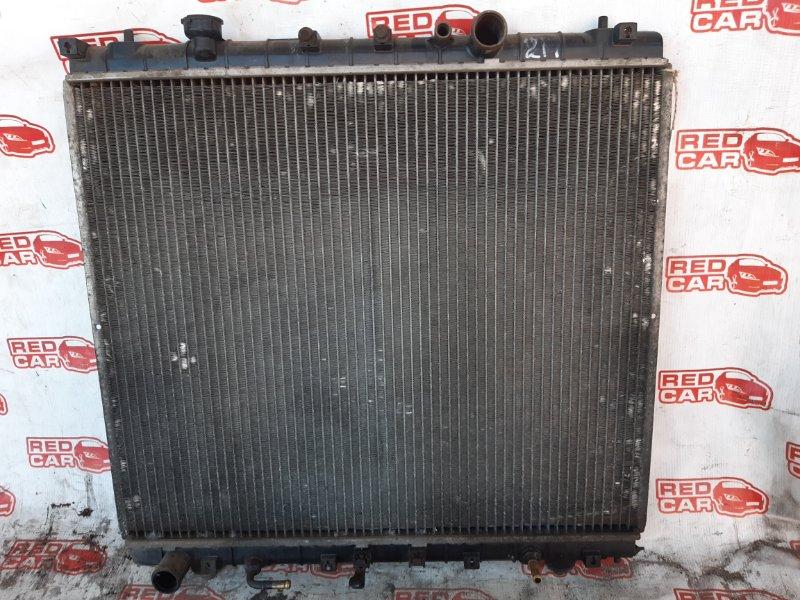 Радиатор основной Mazda Friendee SGL5 (б/у)