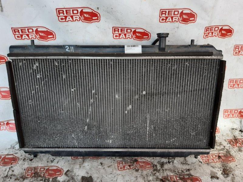 Радиатор основной Honda Airwave GJ2 L15A (б/у)