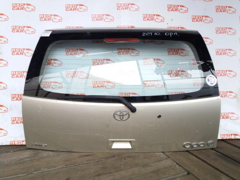 Дверь задняя Toyota Opa ZCT10 (б/у)