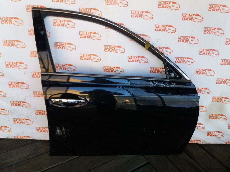 Дверь Toyota Mark X GRX120-0072217 4GR 2006 передняя правая (б/у)