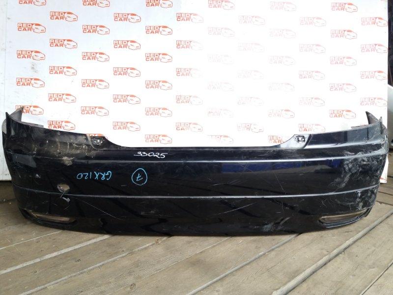 Бампер Toyota Mark X GRX120-0072217 4GR 2006 задний (б/у)