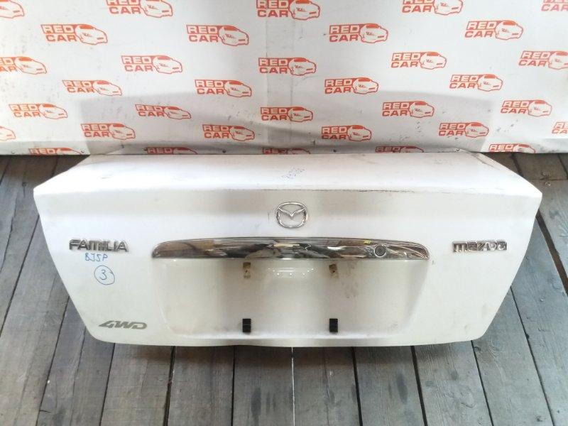 Крышка багажника Mazda Familia BJ5P-310965 ZL (б/у)