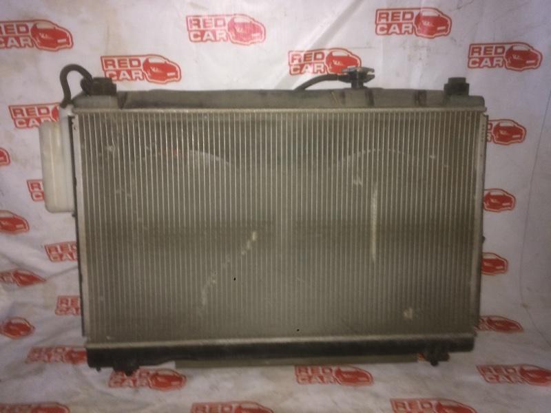 Радиатор основной Toyota Voxy AZR60G 1AZ (б/у)