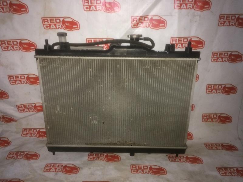 Радиатор основной Nissan Tiida Latio C11 (б/у)