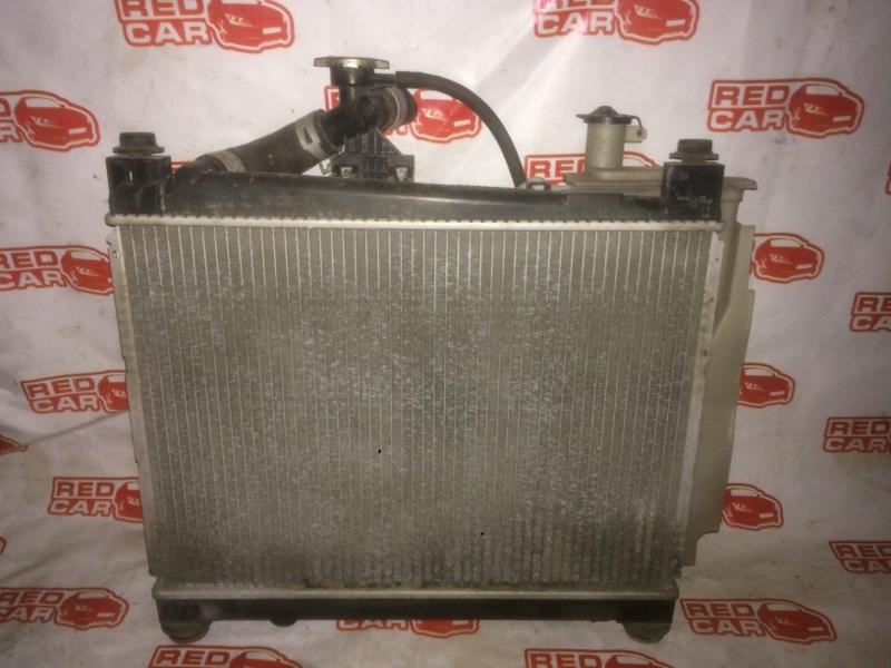 Радиатор основной Toyota Will Cypha NCP70 2NZ-FE (б/у)