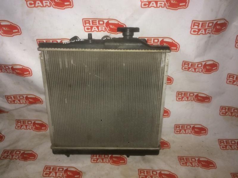 Радиатор основной Honda Life JB6 (б/у)
