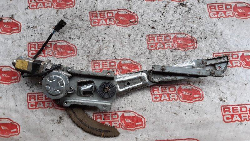 Стеклоподъемник Nissan Presea PR11 передний левый (б/у)
