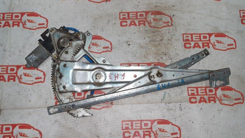 Стеклоподъемник Honda Civic Ferio EH1 передний правый (б/у)