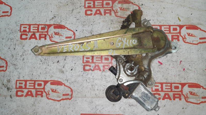 Стеклоподъемник Toyota Verossa GX110 задний левый (б/у)