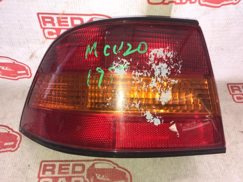 Стоп-сигнал Toyota Windom MCV20 1MZ задний левый (б/у)