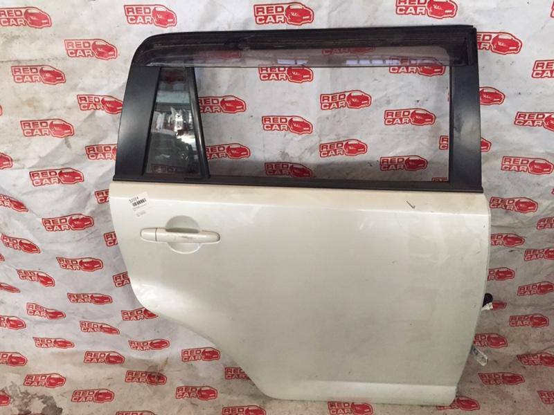 Дверь Toyota Corolla Rumion NZE151 задняя правая (б/у)