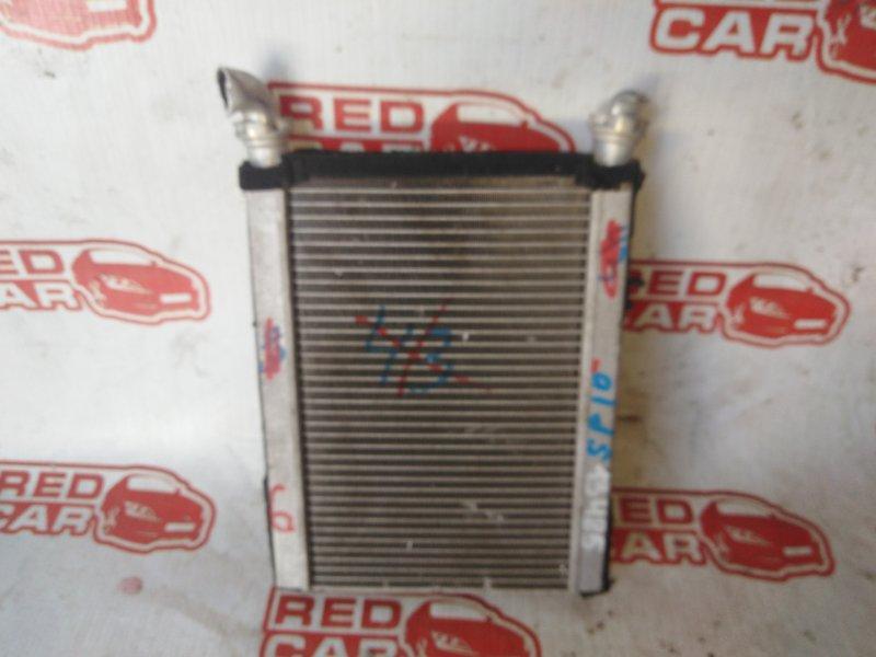 Радиатор печки Toyota Vitz NCP10 (б/у)