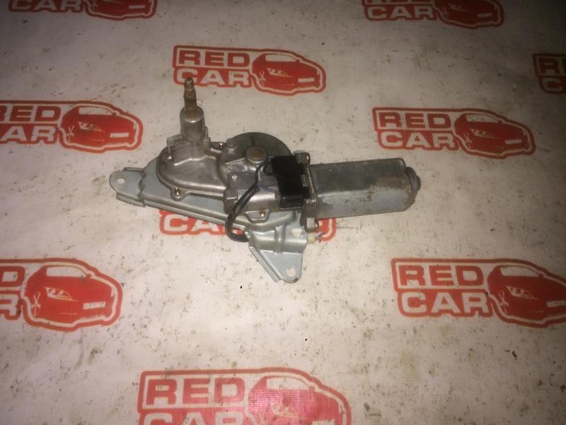 Моторчик заднего дворника Toyota Funcargo NCP25 1NZ (б/у)