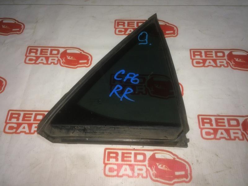 Форточка двери Honda Accord CF6 F23A задняя правая (б/у)