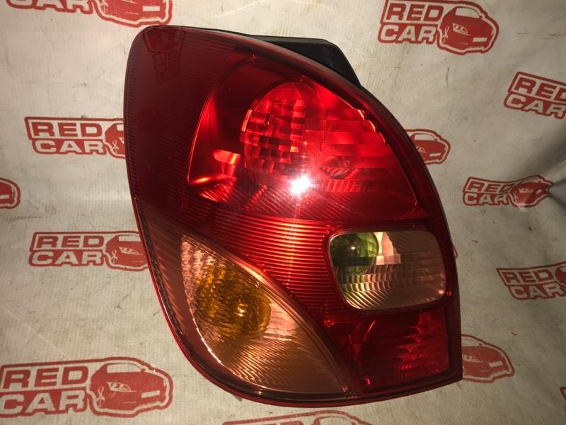 Стоп-сигнал Toyota Corolla Spacio ZZE124 1ZZ задний левый (б/у)