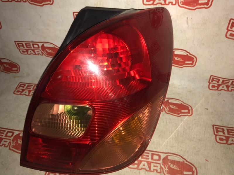 Стоп-сигнал Toyota Corolla Spacio ZZE124 1ZZ задний правый (б/у)