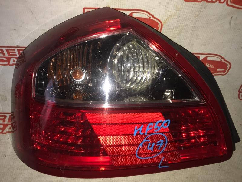 Стоп-сигнал Nissan Cima HF50-701115 VQ30DET 2004 задний левый (б/у)