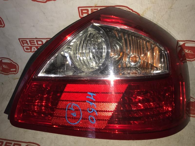 Стоп-сигнал Nissan Cima HF50-701115 VQ30DET 2004 задний правый (б/у)