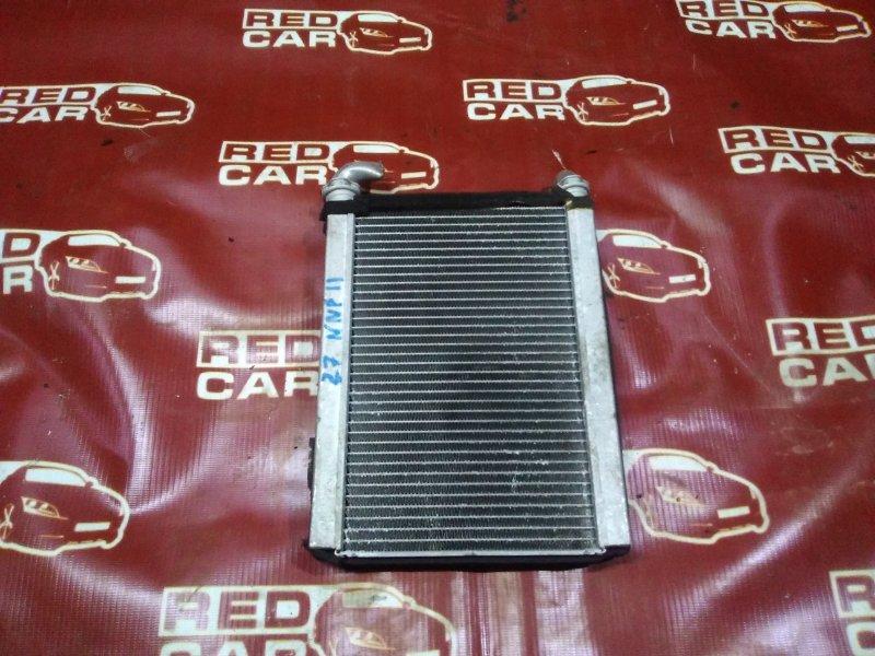 Радиатор печки Toyota Porte NNP11-0022919 1NZ-FE 2005 (б/у)