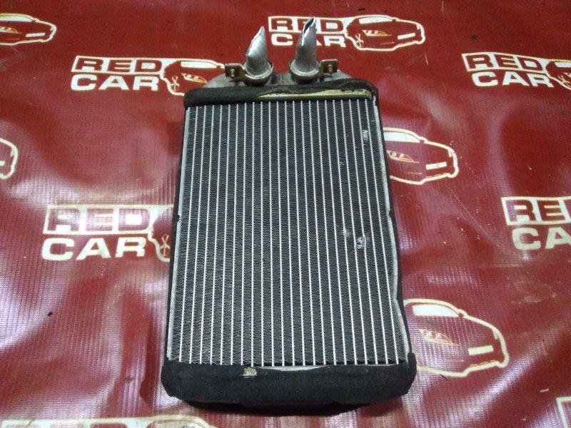 Радиатор печки Toyota Tercel EL51-0252182 4E 1998 (б/у)