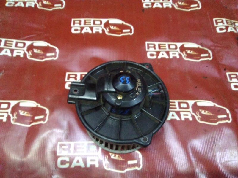 Мотор печки Toyota Tercel EL51-0252182 4E 1998 (б/у)
