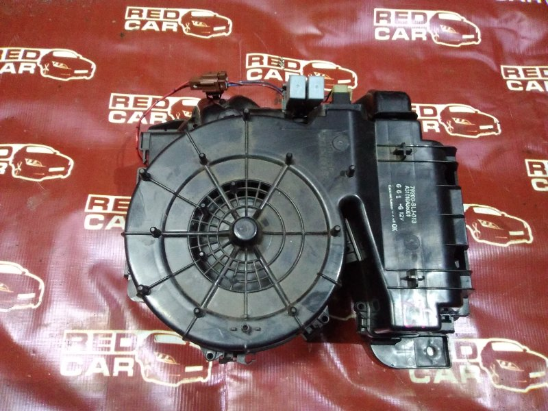 Корпус печки Honda Stepwgn RG2-1100800 K20A 2006 задний (б/у)