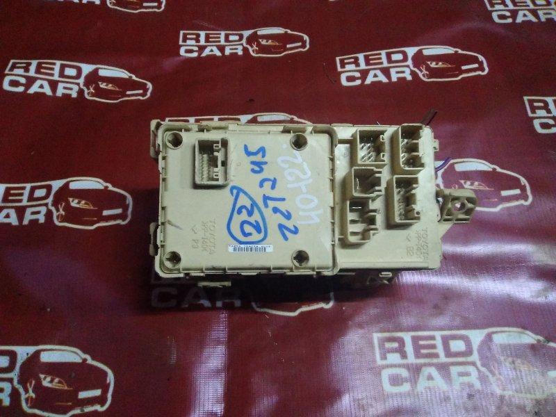 Блок предохранителей Toyota Premio ZZT245-0025346 1ZZ 2004 (б/у)