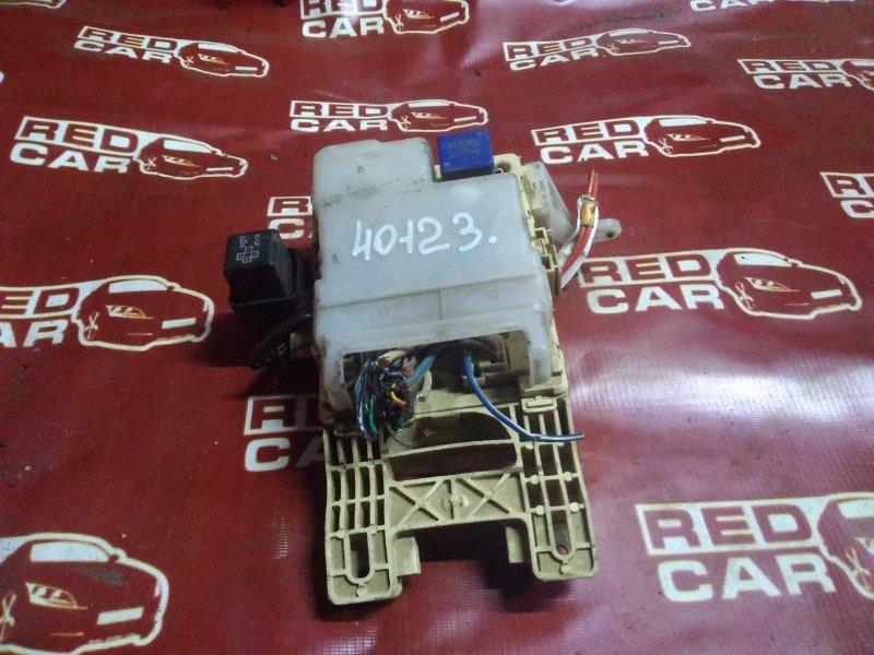 Блок предохранителей Toyota Tercel EL51-0252182 4E 1998 (б/у)