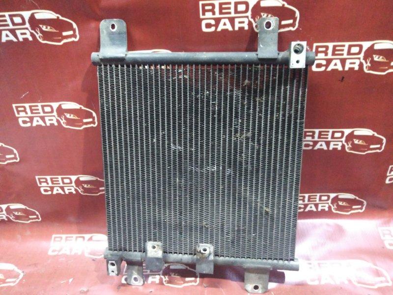 Радиатор кондиционера Mitsubishi Canter FD50AB 4M40 2001 (б/у)