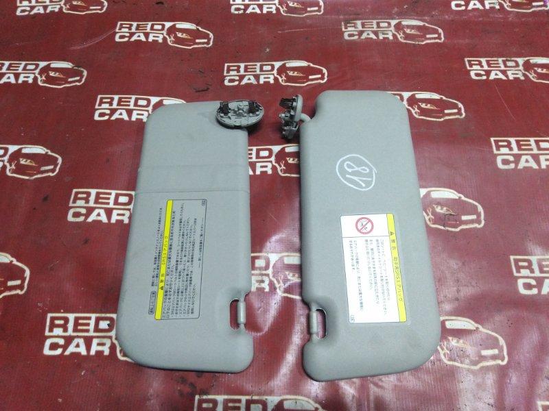Козырек солнцезащитный Toyota Vitz KSP90-5163346 1KR 2009 (б/у)