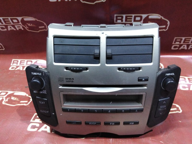 Магнитофон Toyota Vitz KSP90-5163346 1KR 2009 (б/у)