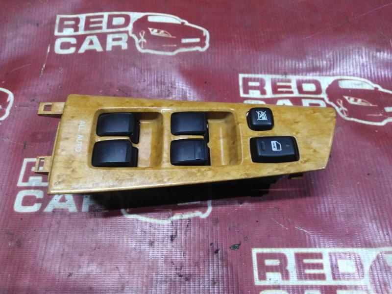 Блок упр. стеклоподьемниками Toyota Allex NZE121 передний правый (б/у)