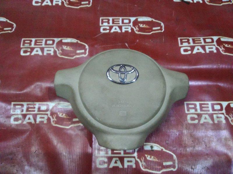 Airbag на руль Toyota Porte NNP11-0022919 1NZ-FE 2005 (б/у)