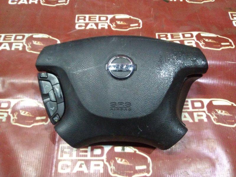 Airbag на руль Nissan Cima HF50-701115 VQ30DET 2004 (б/у)