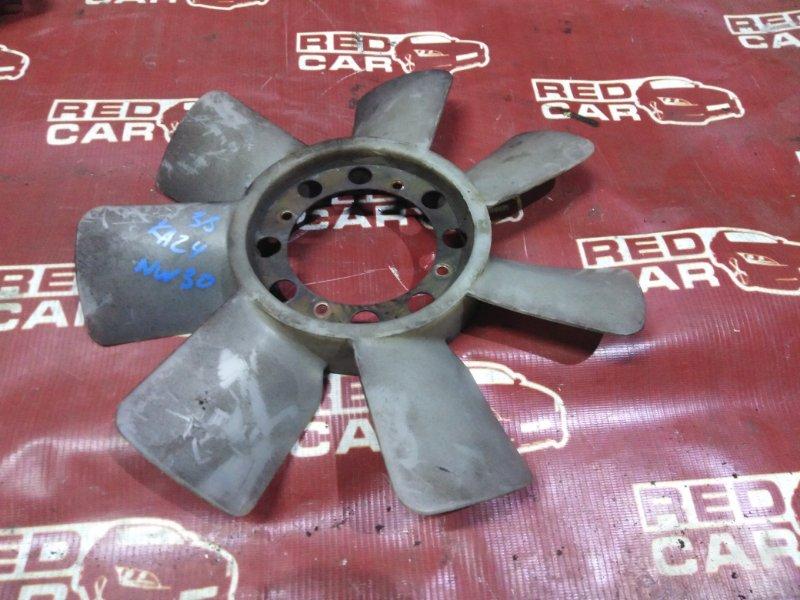 Вентилятор Nissan Largo NW30-008885 KA24 1995 (б/у)