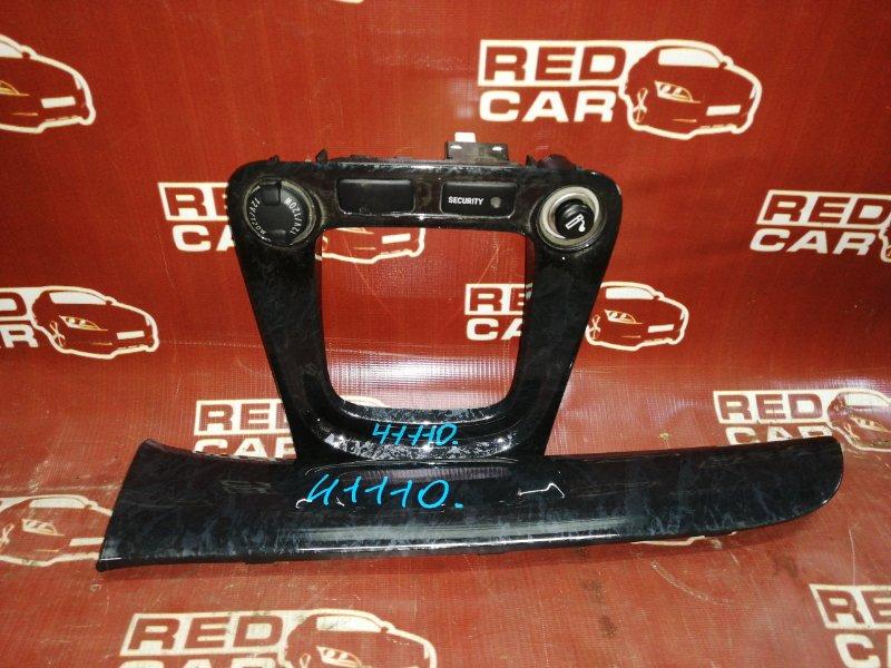 Консоль кпп Toyota Kluger MCU25-0158984 1MZ 2003 (б/у)