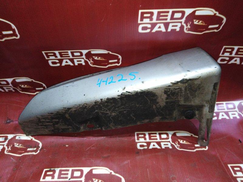 Накладка на порог Subaru Legacy BP5-097103 EJ20 2005 задняя правая (б/у)