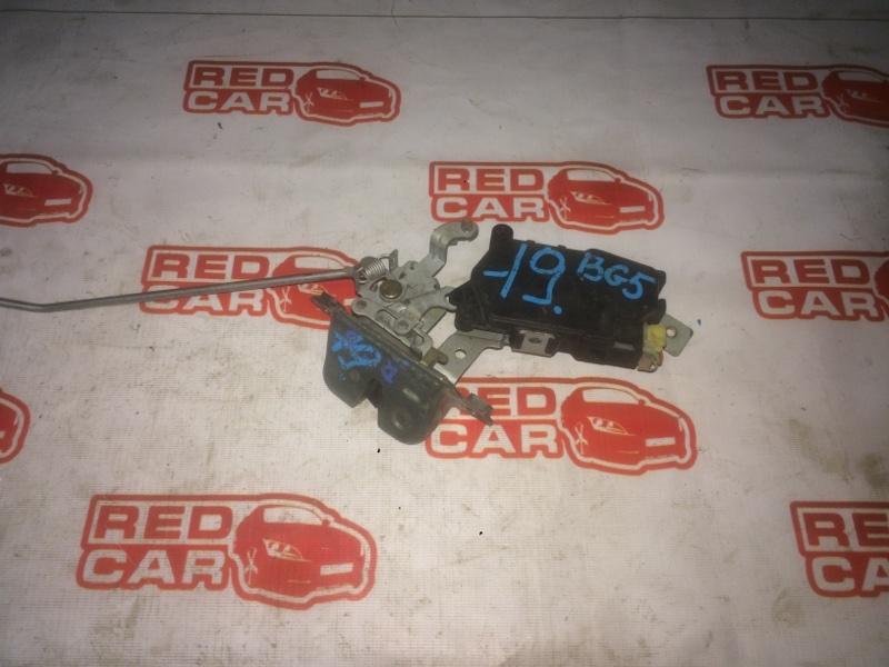 Замок багажника Subaru Legacy BG5 (б/у)