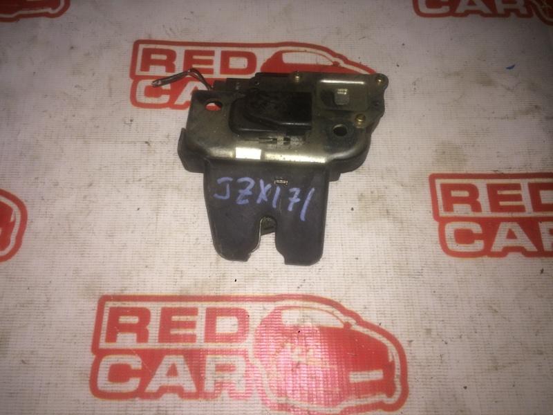 Замок багажника Toyota Crown JZS171 1JZ (б/у)
