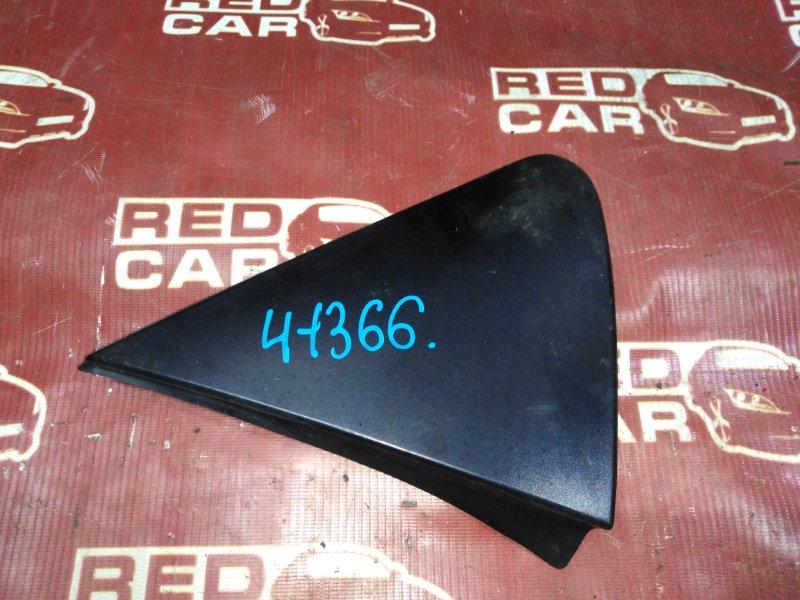 Уголок Toyota Vitz KSP90-5163346 1KR 2009 передний правый (б/у)
