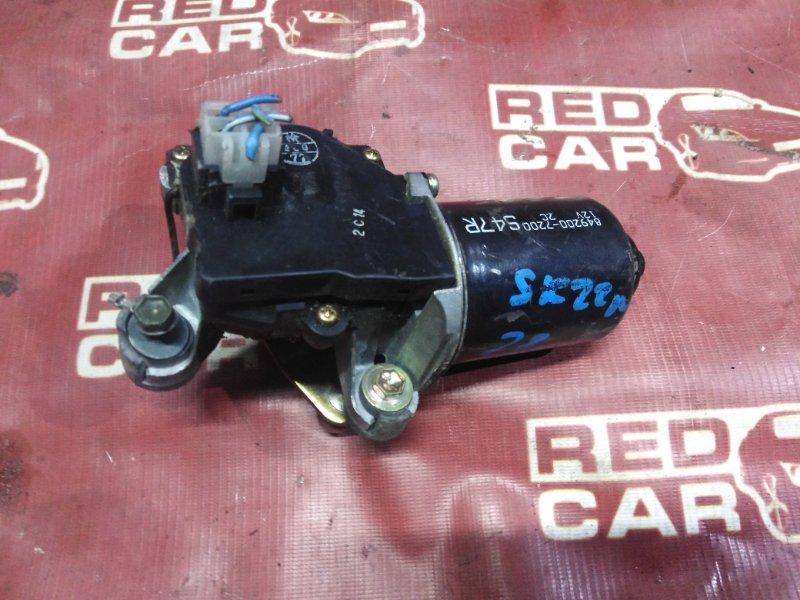 Мотор дворников Nissan Vanette SK22M-200596 R2 2001 передний (б/у)