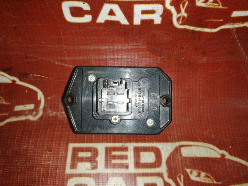 Реостат Toyota Porte NNP11-0022919 1NZ-FE 2005 (б/у)