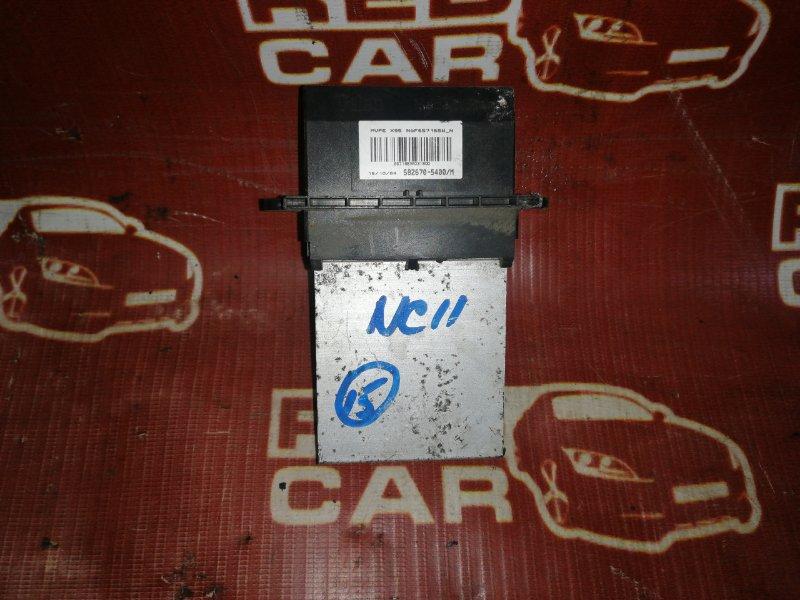 Реостат Nissan Tiida NC11-102739 HR15 2004 (б/у)