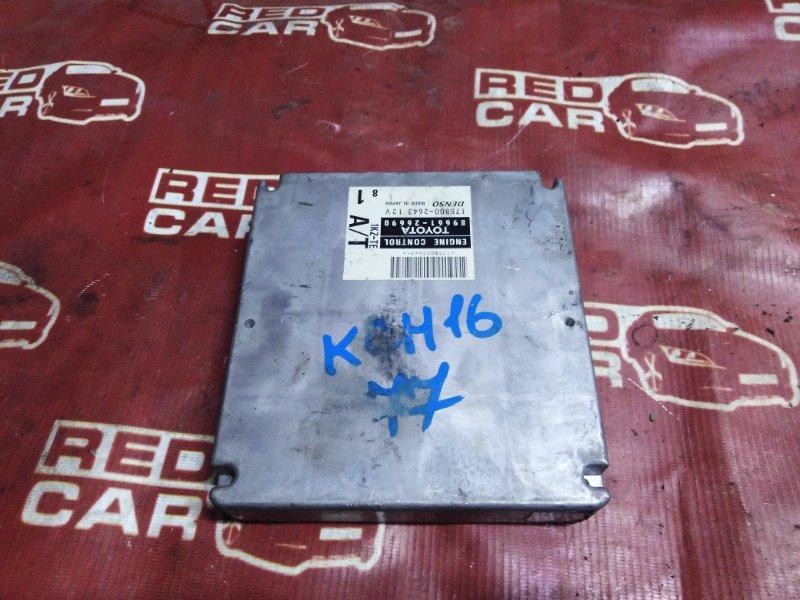 Компьютер Toyota Granvia KCH16 1KZ (б/у)