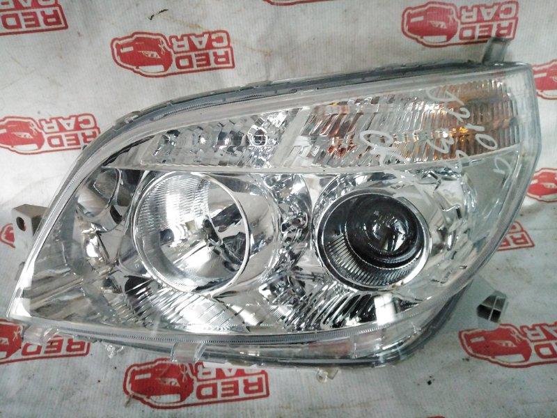 Фара Toyota Rush Be-Go J210G-0005635 3SZ 2007 передняя левая (б/у)