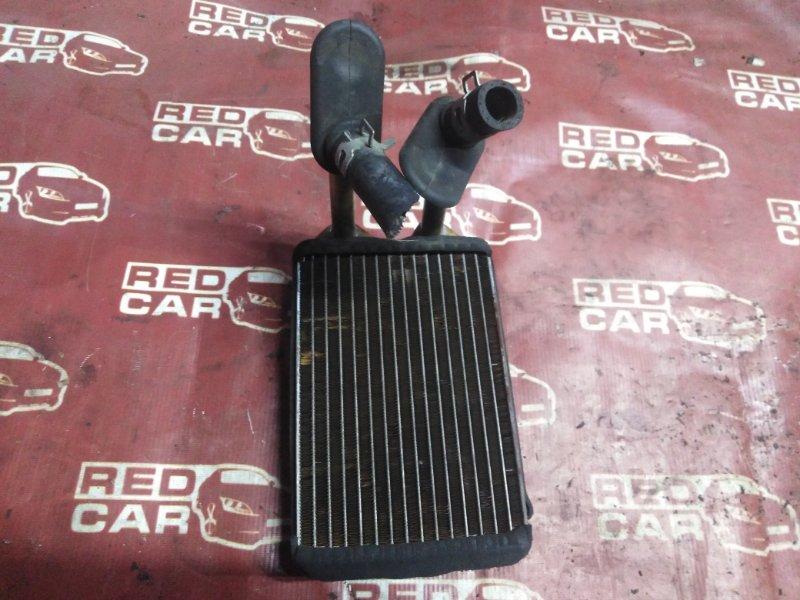Радиатор печки Toyota Corolla Ii EL51-0123850 4E-FE 1996 (б/у)