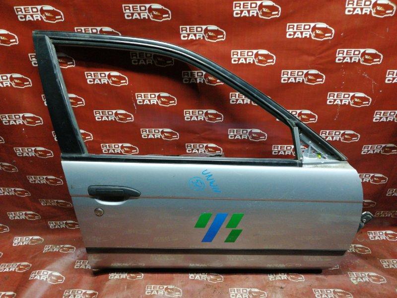 Дверь Nissan Expert VNW11-501998 QG18 2002 передняя правая (б/у)