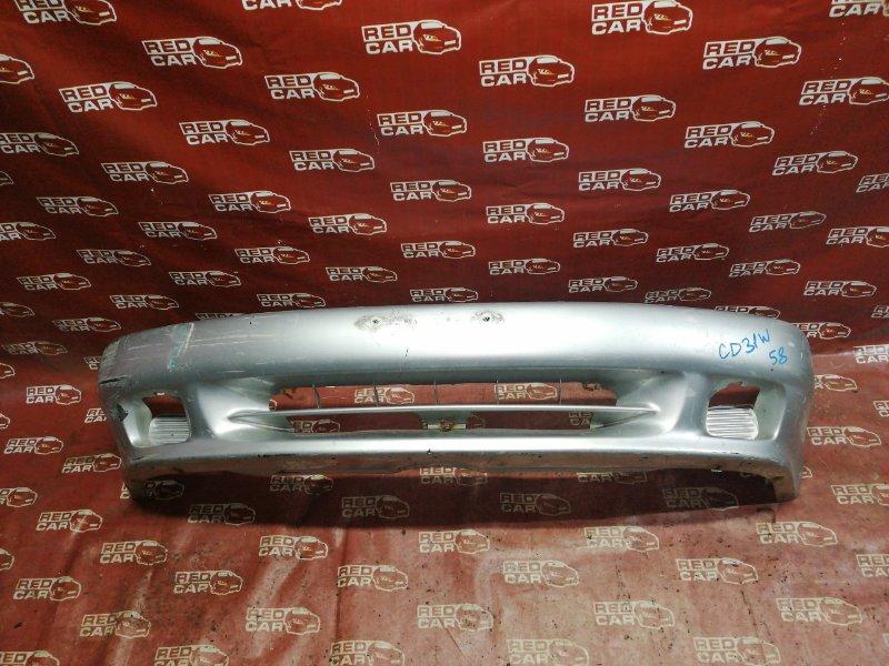 Бампер Suzuki Cultus GD31W-100754 G16A 1996 передний (б/у)