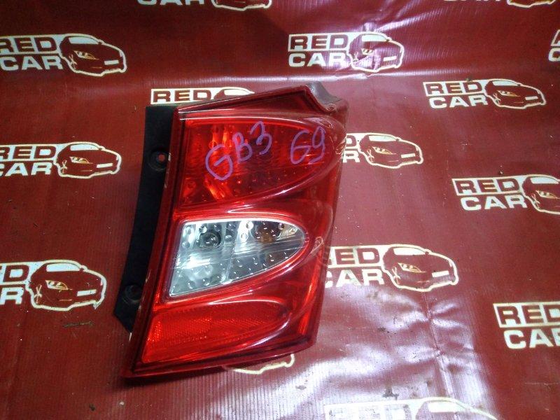 Стоп-сигнал Honda Freed GB3-1040890 L15A 2008 задний правый (б/у)